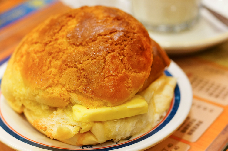 Kam Wah Cafe That Serves The Best Polo Bun In Hong Kong